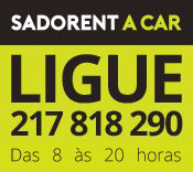 Telefones SADORENT rent-a-car